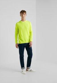 Bogner - ARNOS - Jersey de punto - neon yellow - 1