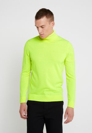 GORDON - Trui - neon yellow