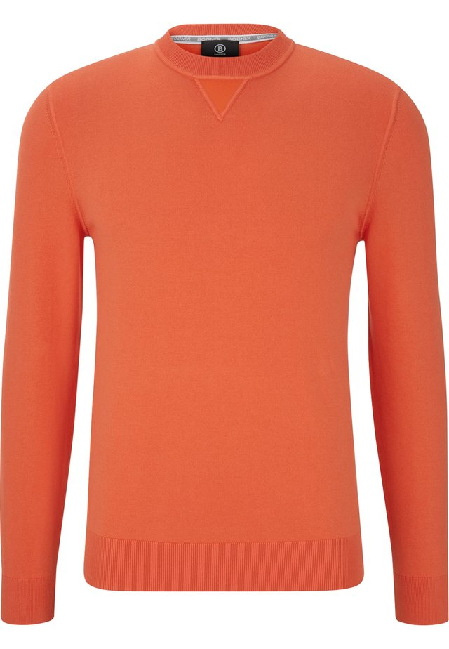 STRICK ANTIGU - Jumper - orange