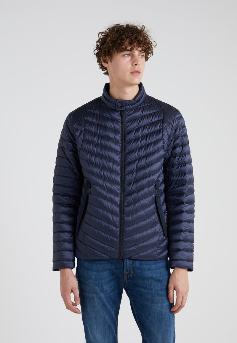 Bogner - DERRY - Down jacket - dark blue