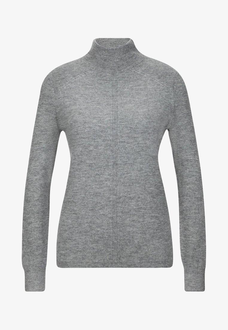 Bogner - ZELIA - Trui - metallic grey