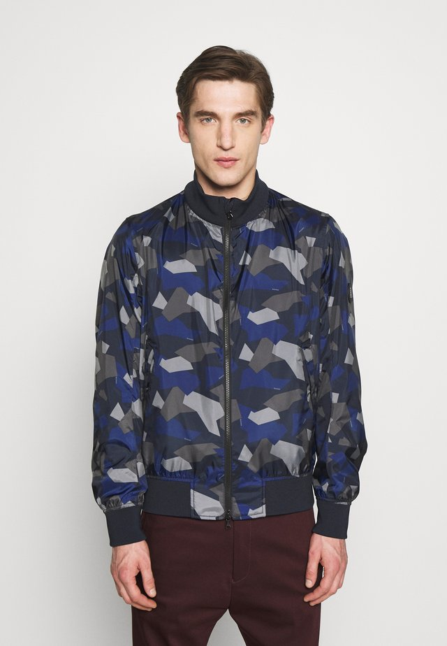 JONAS - Summer jacket - navy