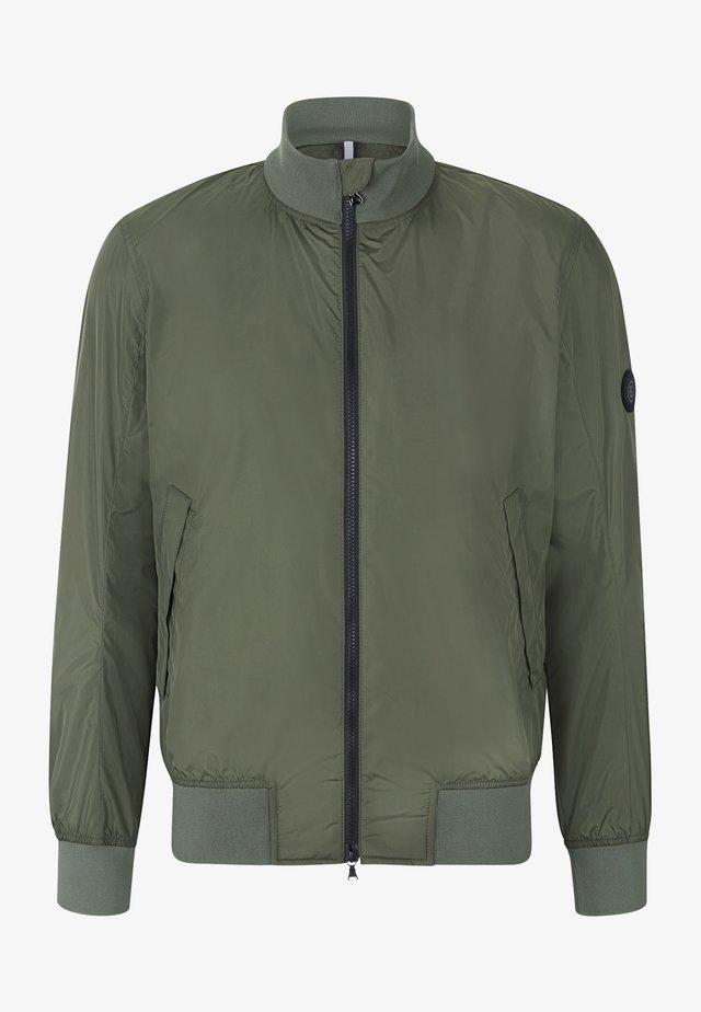 JONAS - Bomber Jacket - olivgrün