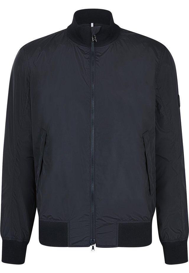 JONAS - Bomber Jacket - schwarz