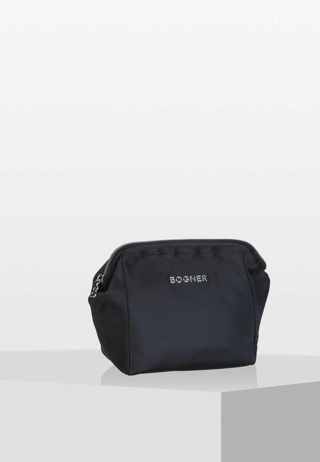 KLOSTERS HEIDI - Wash bag - black