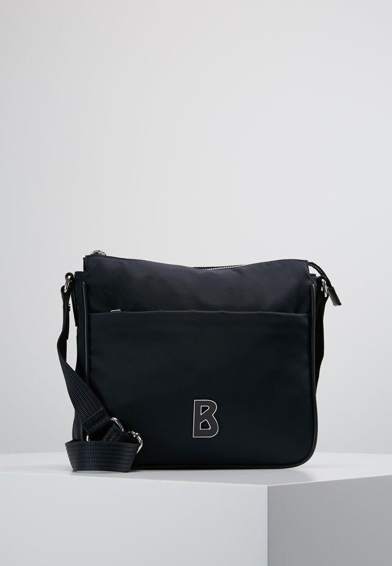 Bogner - DAVOS HANNI SHOULDERBAG  - Across body bag - dark blue