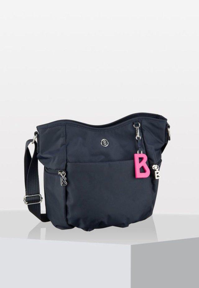 VERBIER ARIA  - Across body bag - dark blue