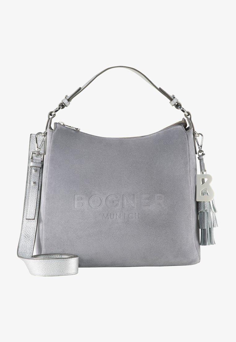 Bogner - LOFER MARIE - Handtasche - light grey