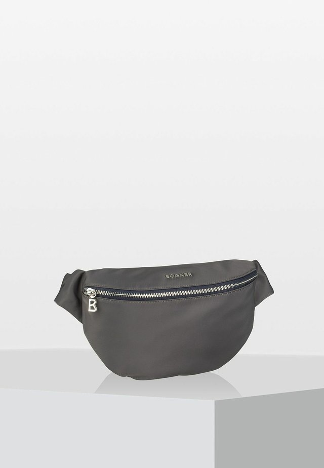 KLOSTERS LENY - Bum bag - grey