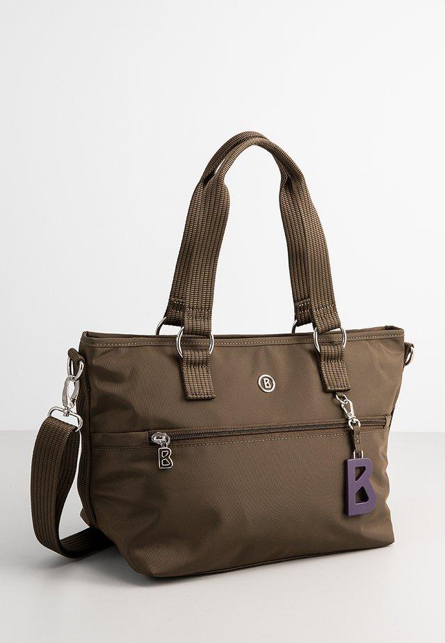 VERBIER GESA  - Handbag - khaki