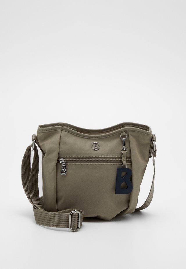 VERBIER ARIA SHOULDERBAG - Across body bag - taupe