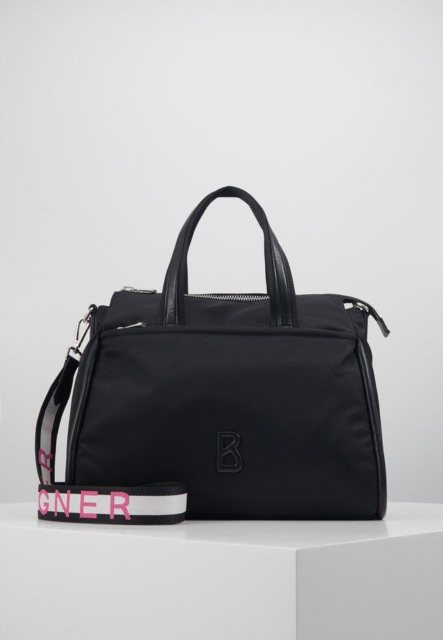 LECH HANNA HANDBAG - Handbag - black