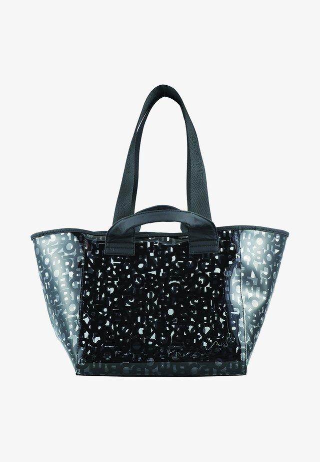ZAHA  - Shopping Bag - black
