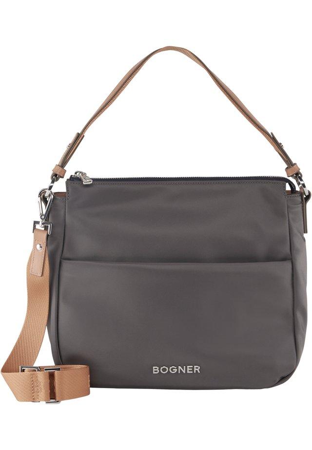 Handtasche - dunkelgrau