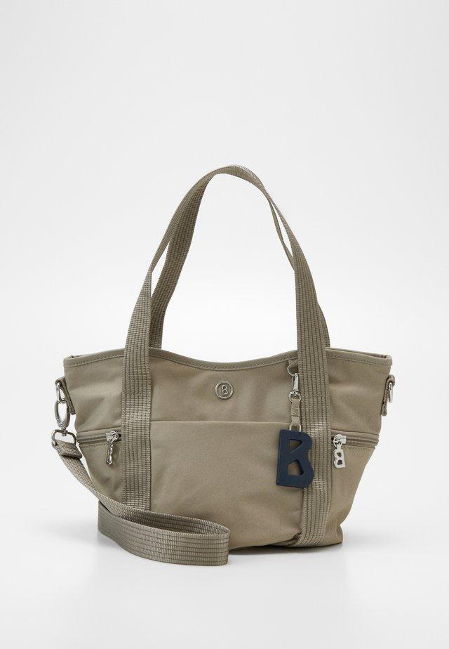 VERBIER ARIA HANDBAG - Handbag - taupe