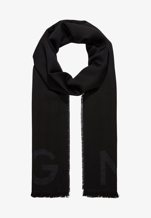 SCARF - Sjaal - black