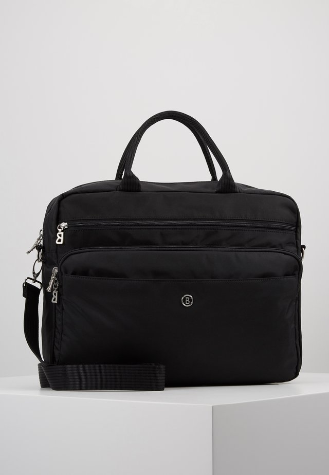 VERBIER LANDO BRIEFBAG - Portfölj - black