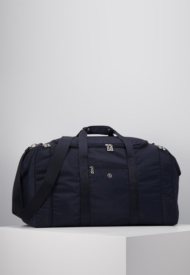 VERBIER LUDO - Weekend bag - darkblue