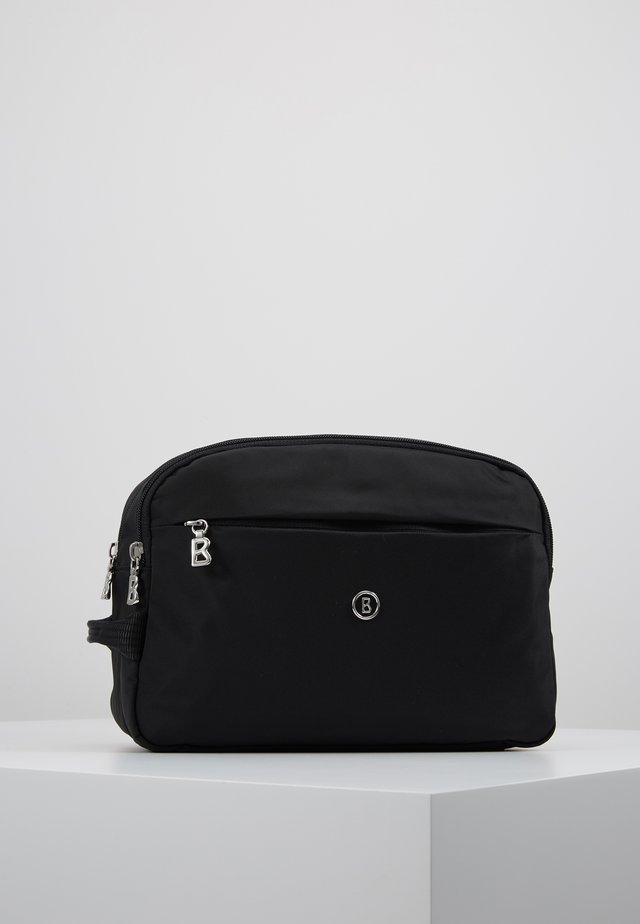 VERBIER VITO WASHBAG  - Wash bag - black