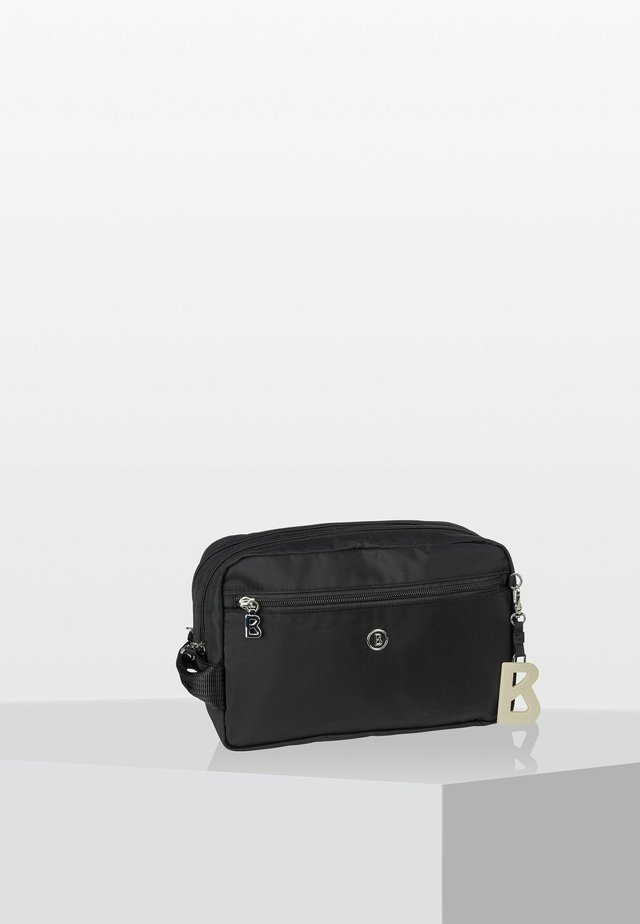 VERBIER  - Wash bag - black