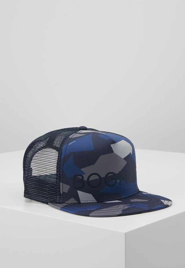 JONTE - Cap - blue