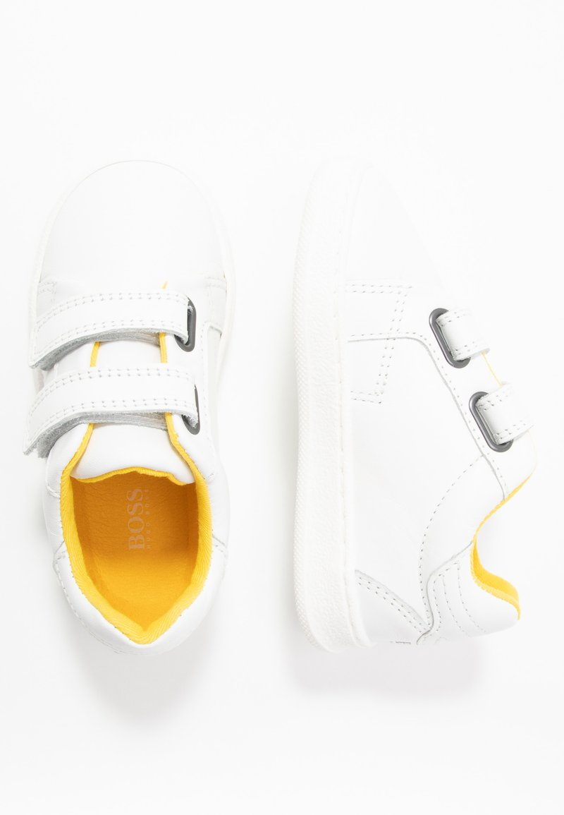 BOSS Kidswear - TURNSCHUHE - Sneaker low - weiß