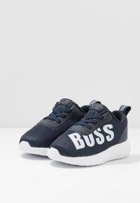BOSS Kidswear - Mocasines - marine - 3
