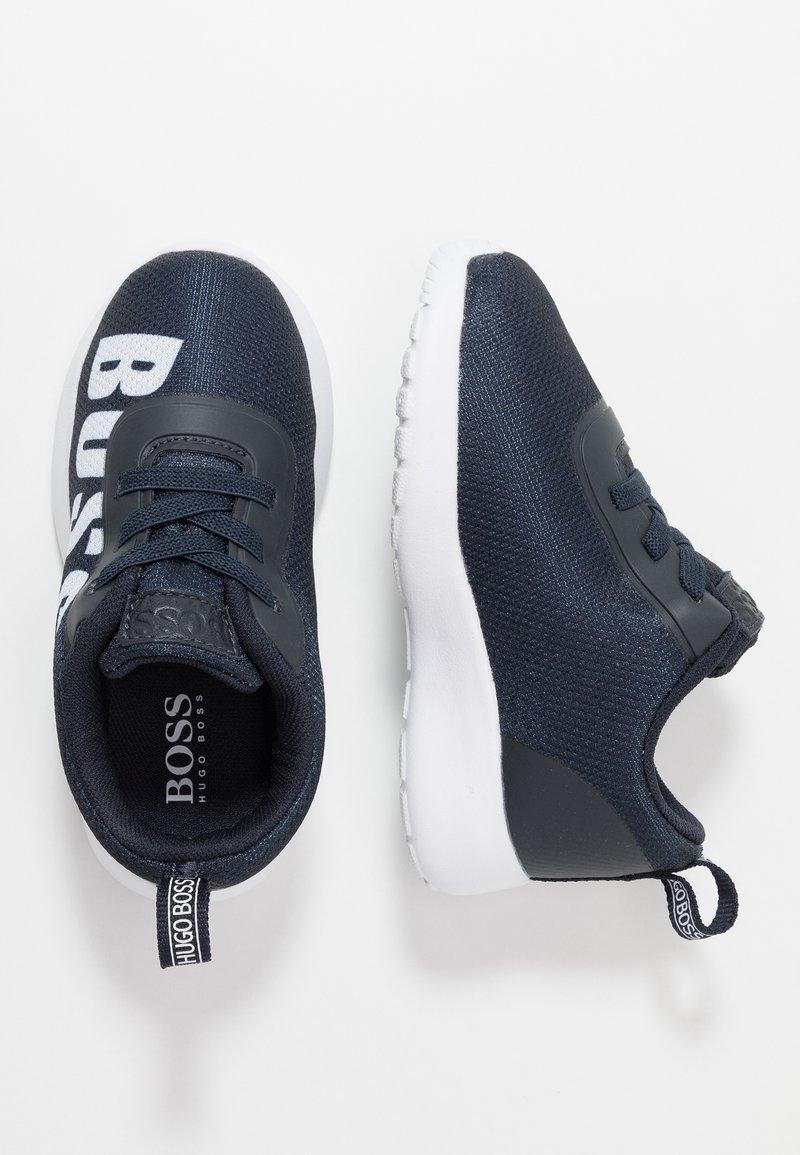 BOSS Kidswear - Slip-ons - marine