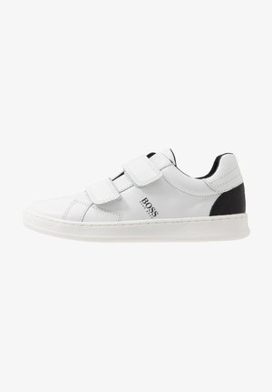 TRAINERS - Baskets basses - white