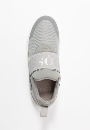 TRAINERS - Loafers - medium grey