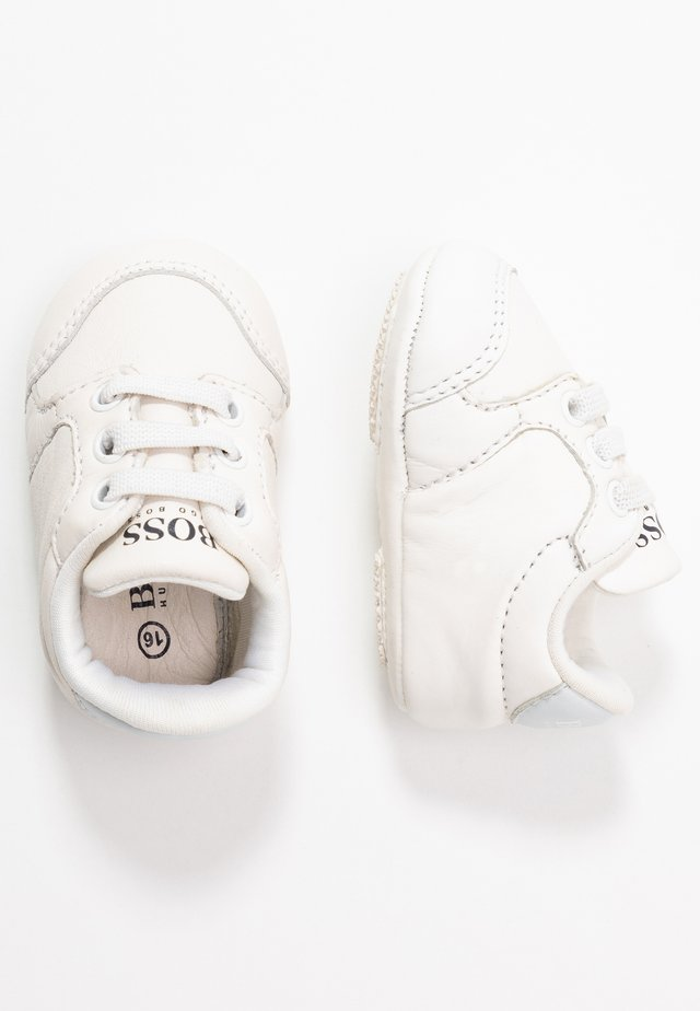 TRAINERS - Krabbelschuh - white