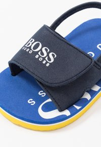 BOSS Kidswear - Sandales - navy - 5