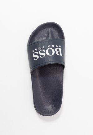SLIDE - Pantofle - navy