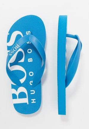 Boty do bazénu - turquoise