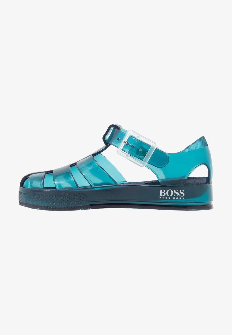 BOSS Kidswear - Chanclas de baño - navy