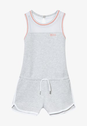 ALL IN ONE - Jumpsuit - chine grey