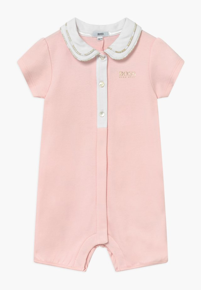 ALL IN ONE - Overall / Jumpsuit /Buksedragter - baby pink