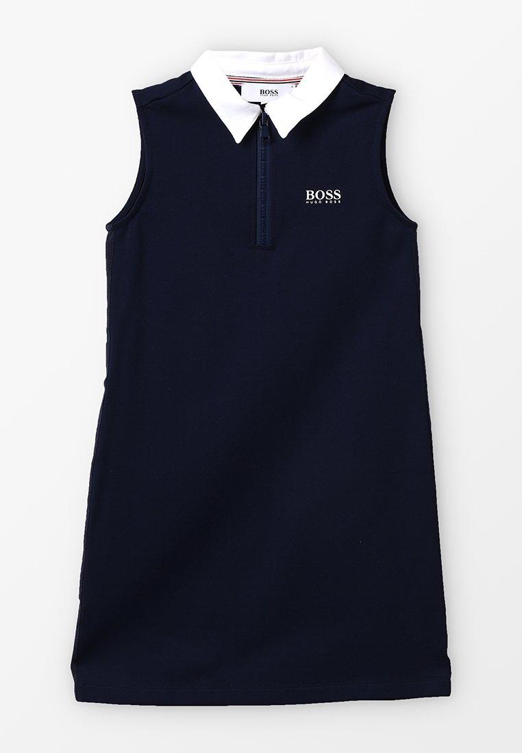 BOSS Kidswear - Jerseyjurk - marine