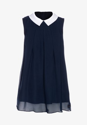 DRESS - Cocktailkjoler / festkjoler - navy