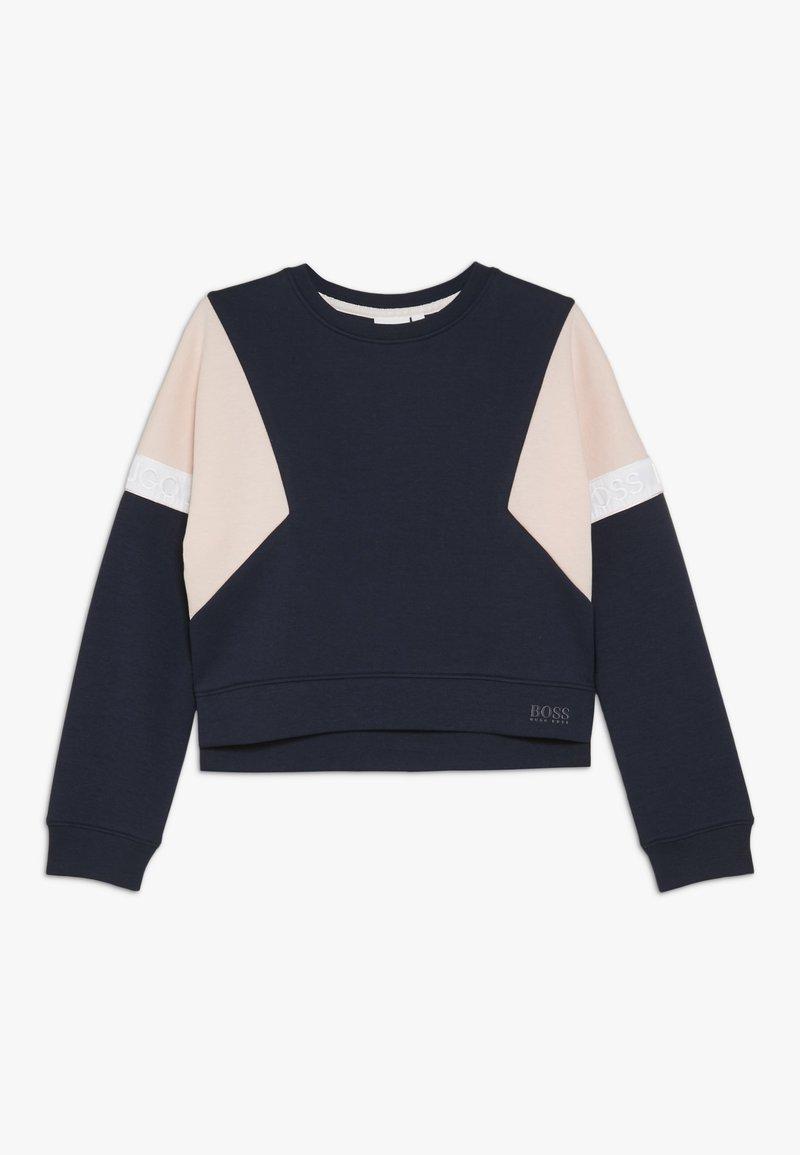 BOSS Kidswear - Sweatshirt - marine