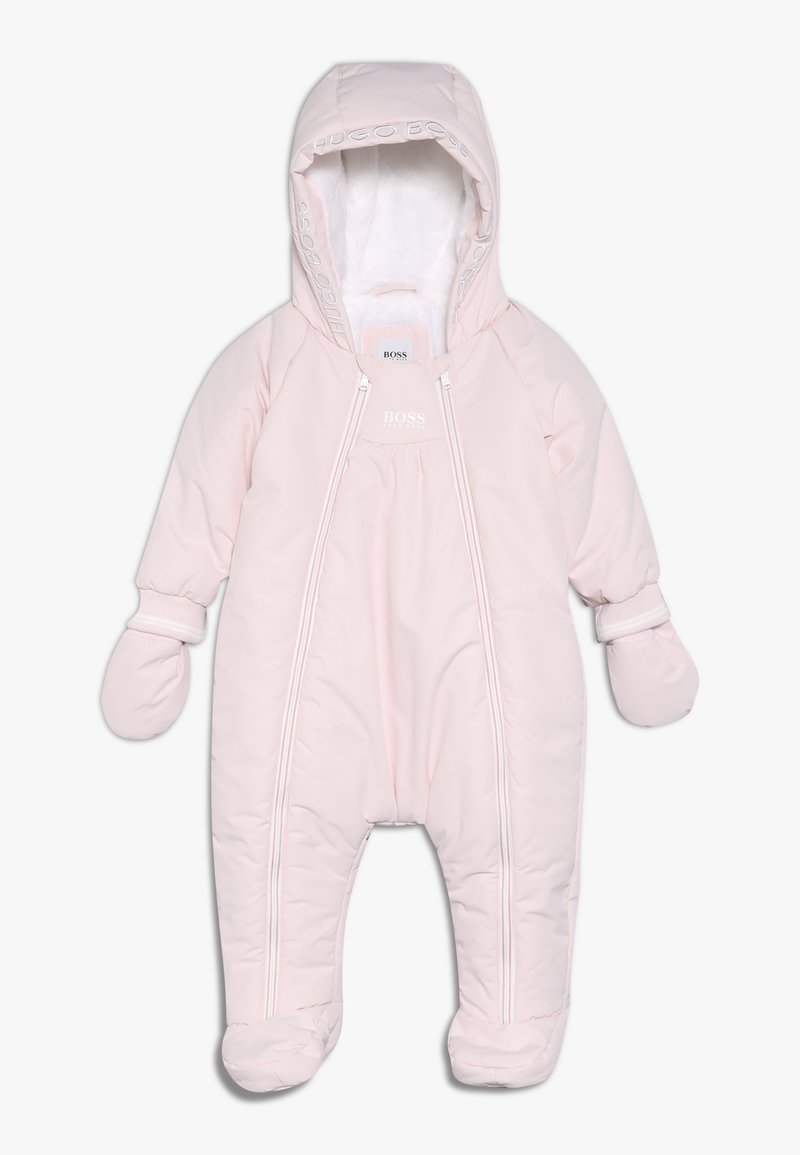 BOSS Kidswear - Schneeanzug - baby pink