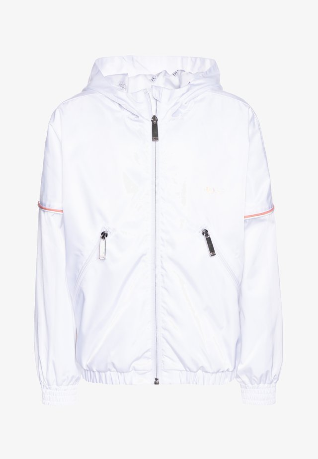 WINDBREAKER - Impermeable - white