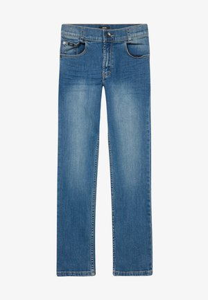 TROUSERS - Slim fit jeans - blue