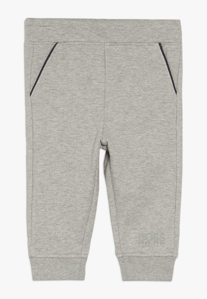 BOSS Kidswear - Pantaloni - gris chine