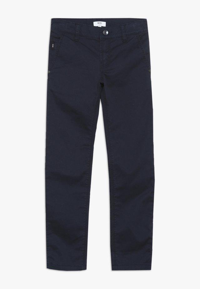 Pantalones - marine