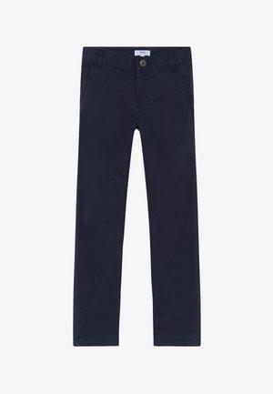 TROUSERS - Chino kalhoty - navy
