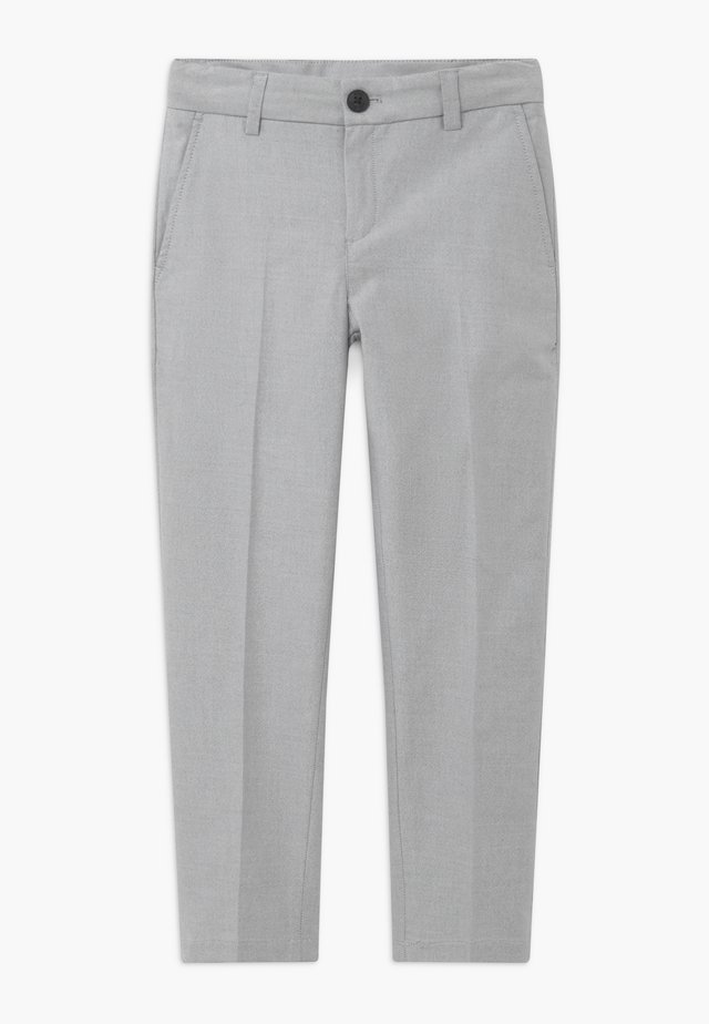 CEREMONY - Pantaloni eleganti - mottled light grey