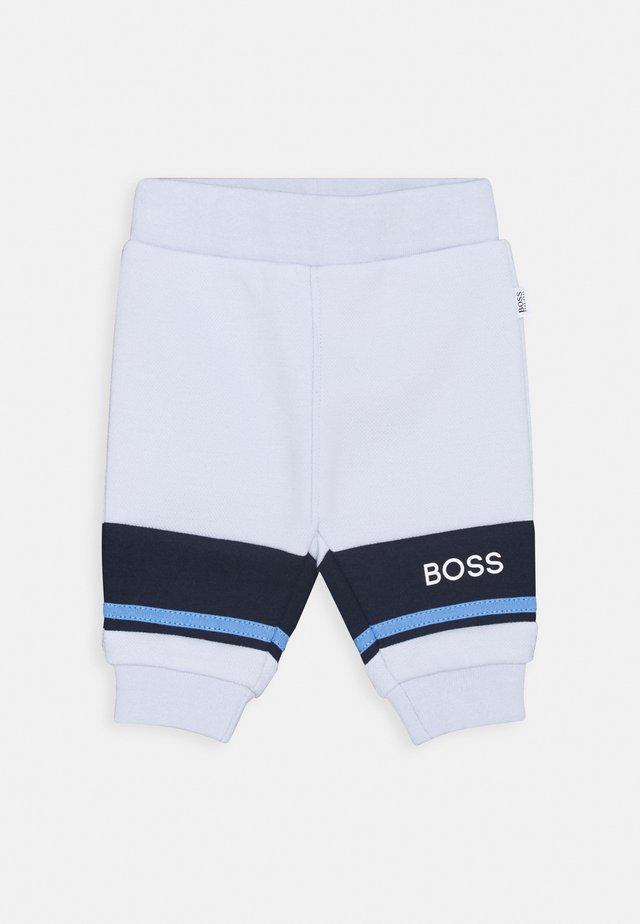 JOGGING BOTTOMS BABY UNISEX - Broek - pale blue