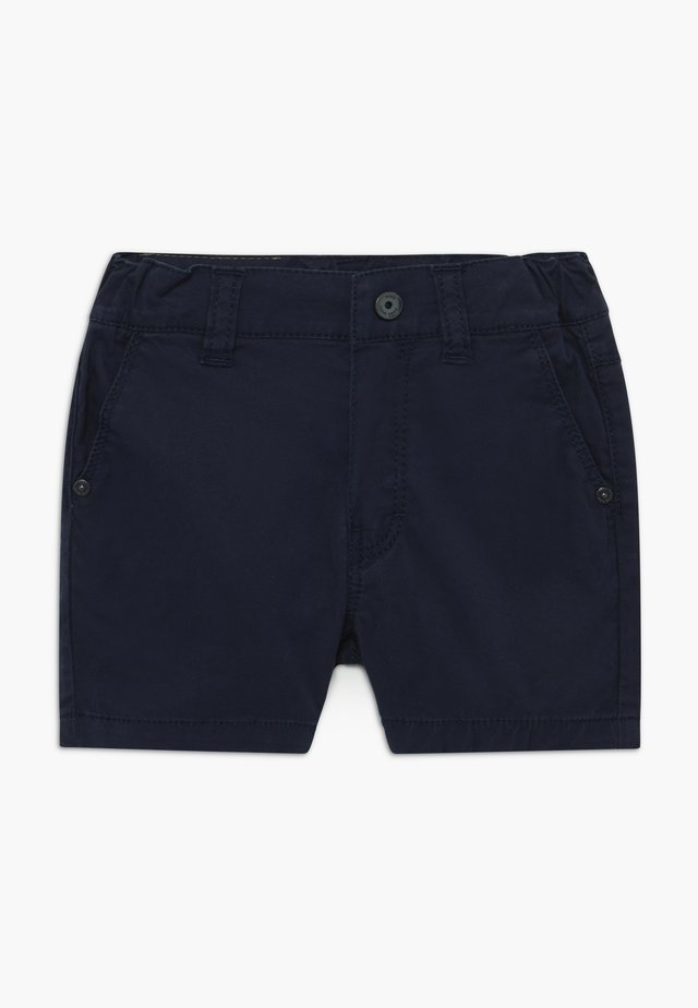 BERMUDA  - Short - bleu cargo