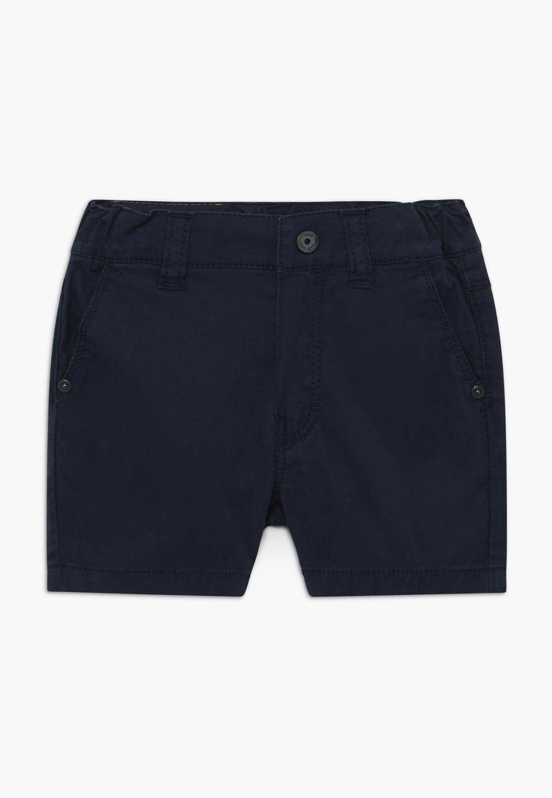 BOSS Kidswear - BERMUDA  - Kraťasy - bleu cargo
